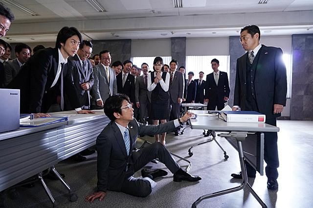 七つの会議の一場面 (C)2019映画「七つの会議」製作委員会